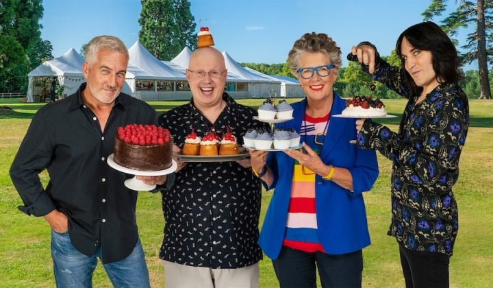 Great British Bakeoff 2020