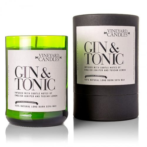 Gin & Tonic scented candles from La Di Da in Andover