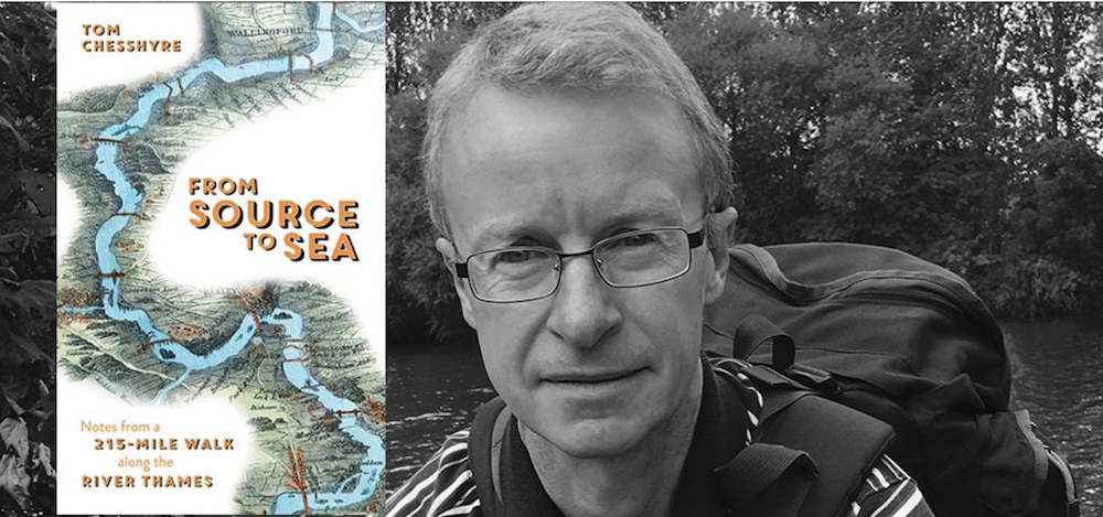 Tom Chesshyre book From Source to Sea