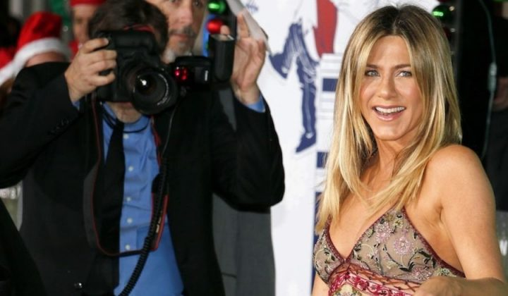 jennifer aniston and photographer