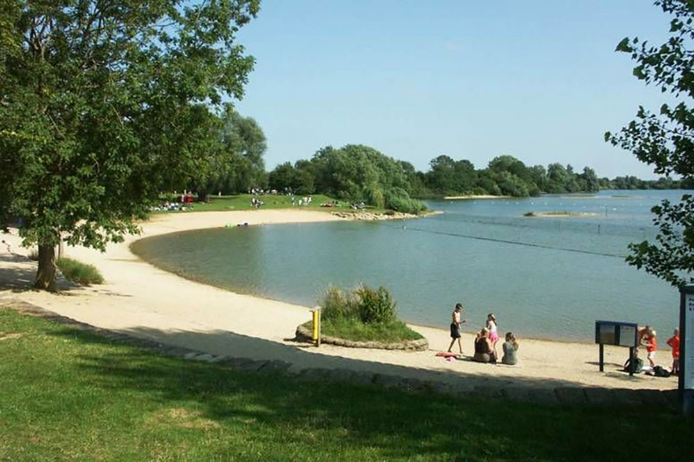 Cotswold Country Park and Beach, Cirencester